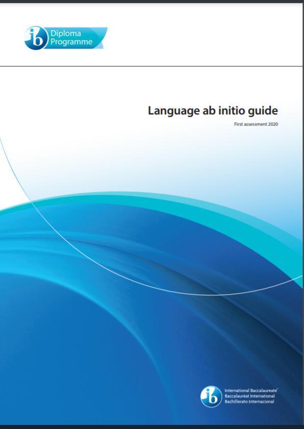 ab initio guide