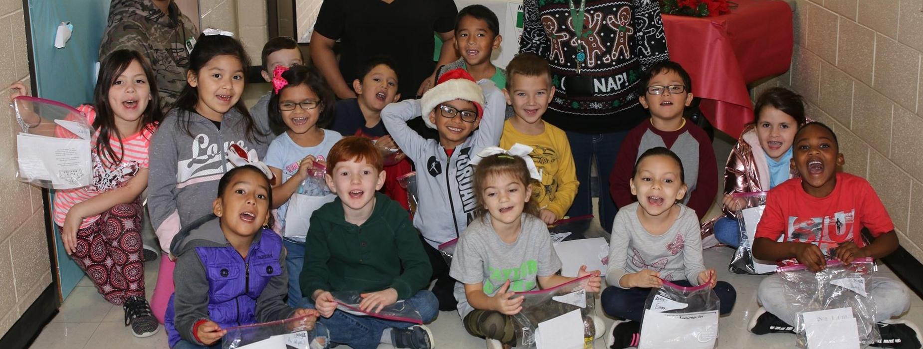 kindergarten class pic