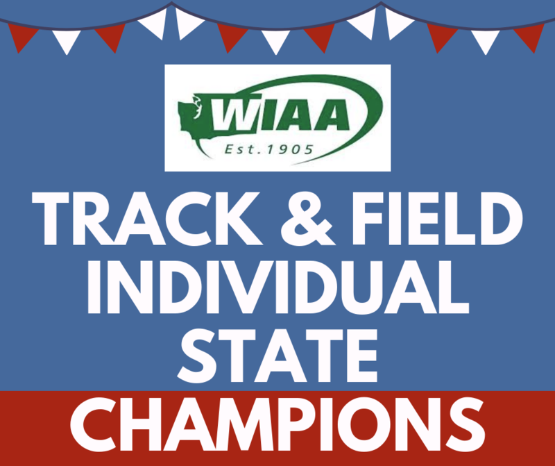 State Track & Field Logo