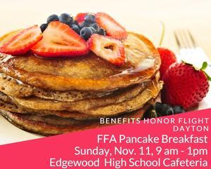FFA Pancake Breakfast