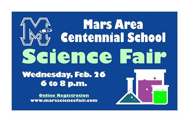 Mars Area Centennial School Science Fair