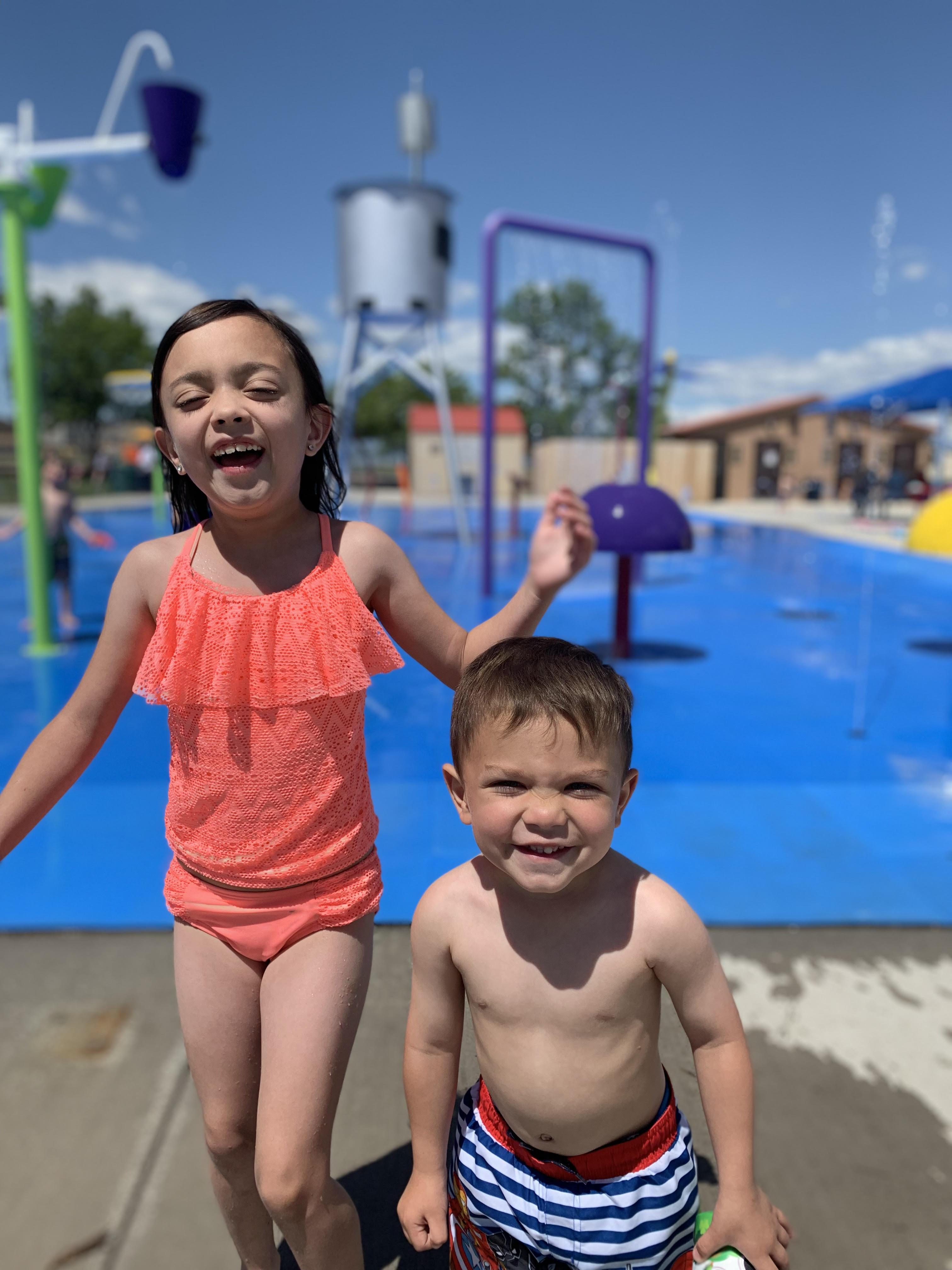 Summer fun!