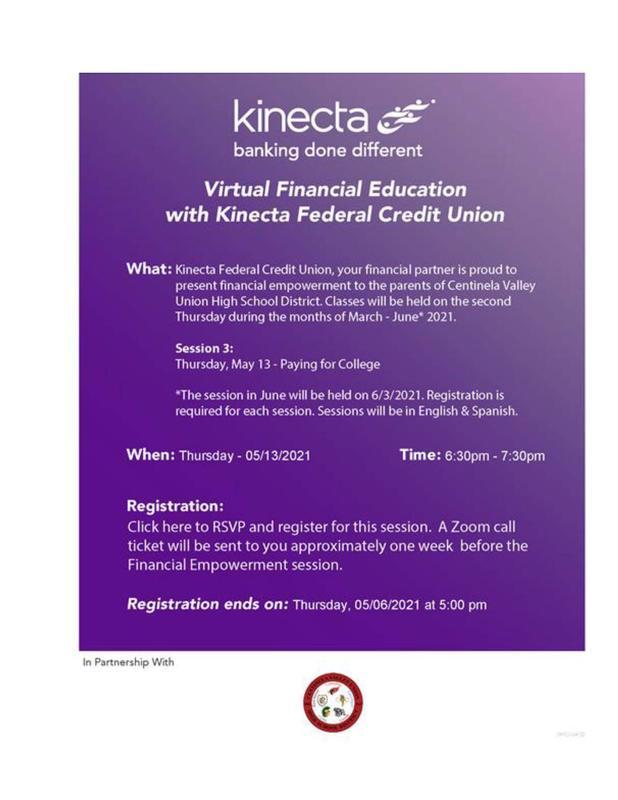 Virtual Financial Education