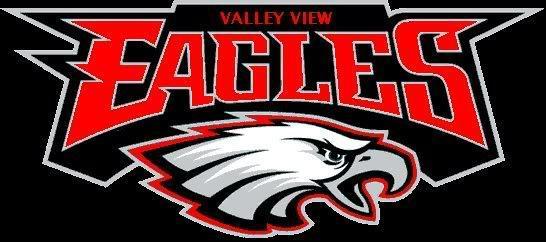 Valley View High Eagle Logo