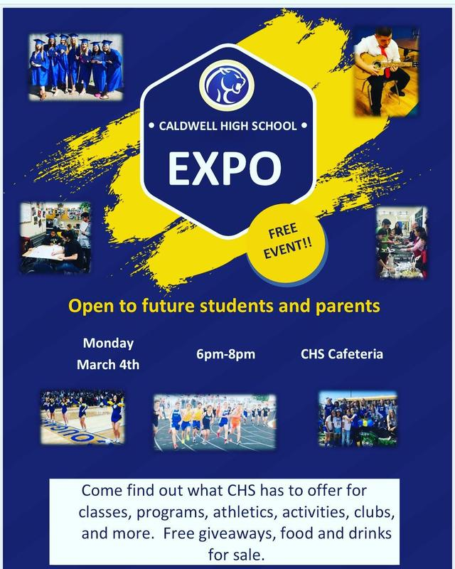 Caldwell High School Expo