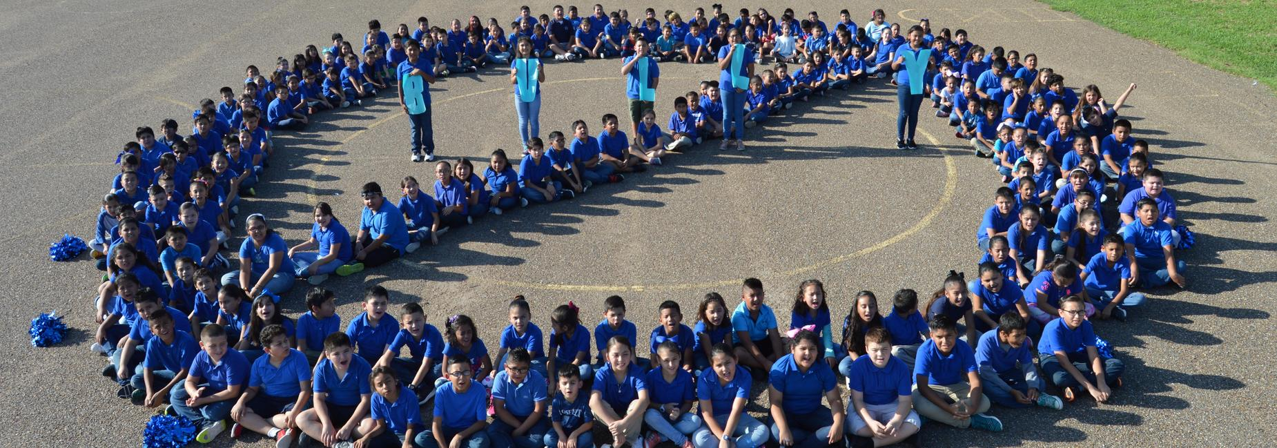 ROOSEVELT STUDENTS TAKING ACTION BY STOMPING OUT BULLYING!