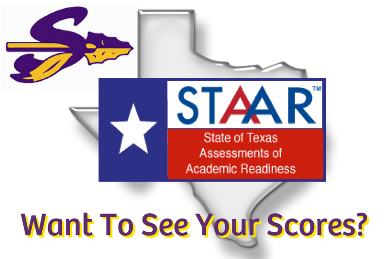 Want to See your STAAR scores?