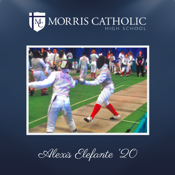 Student Spotlight: Alexis Elefante '20 Thumbnail Image