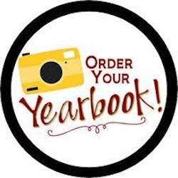 Yearbook Sales announcement
