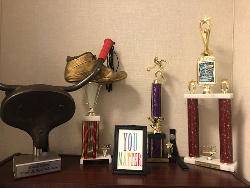 bike club trophies