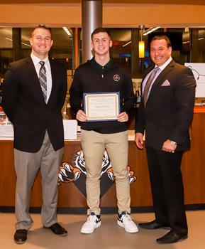 Hackettstown High School Student of the Month - December 2019 - Patrick O'Hara