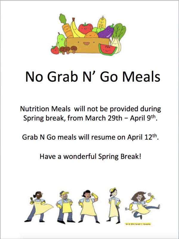 no meals