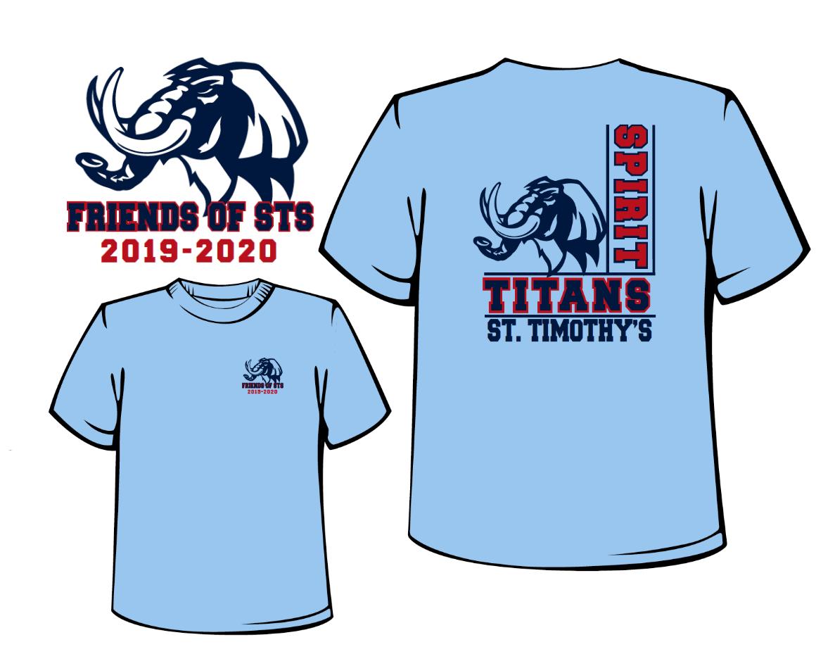 Friends T-shirt 2019-2020