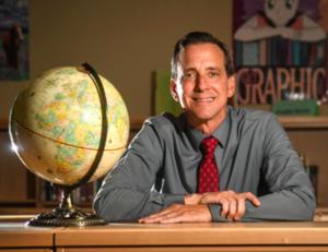Superintendent Shawn Woodward