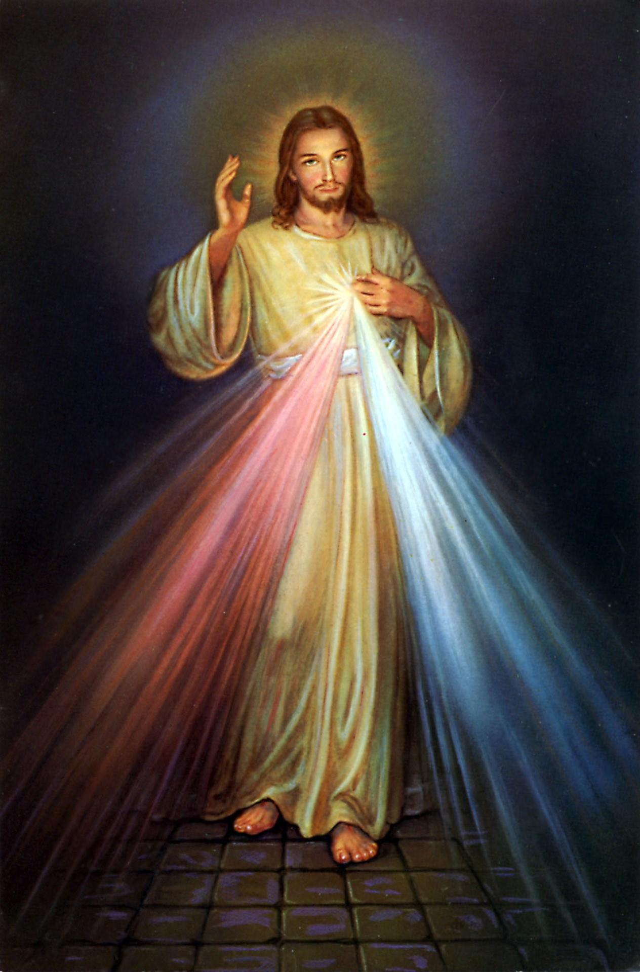 Divine Mercy Sunday image