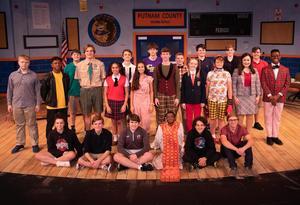 Putnam County Spelling Bee cast.jpg