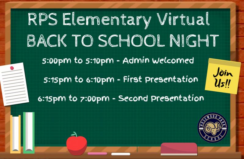 elementary schedule
