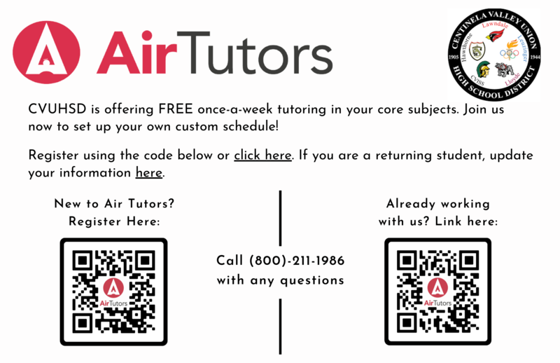 Free AirTutors! Featured Photo