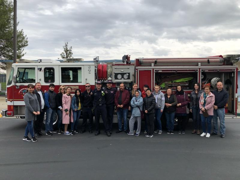Fire Department Presentation - Spring 2019