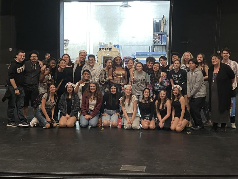 GV Shines at Hart District Theatre Festival Featured Photo