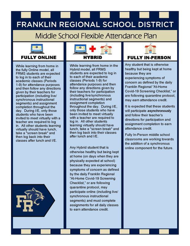 MS Flexible Attendance Plan