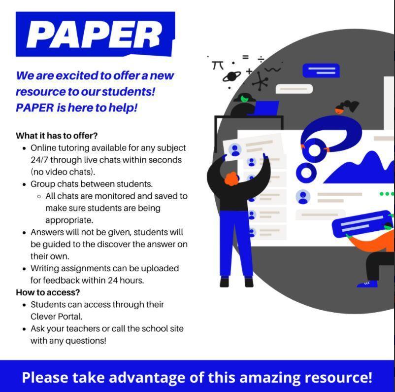 Paper tutoring