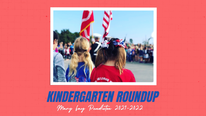 Kindergarten Round Up and Registration Information Featured Photo