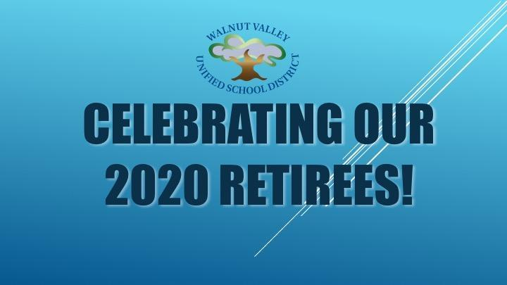 Walnut Valley Celebrates 2020 Retirees Featured Photo