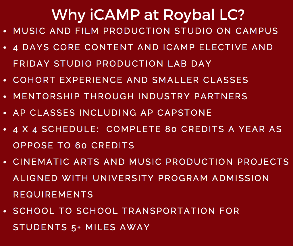 why icamp?
