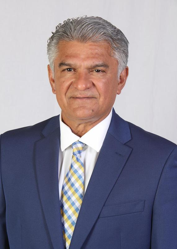Dr. Mario Salinas, Edinburg CISD Superintendent of Schools