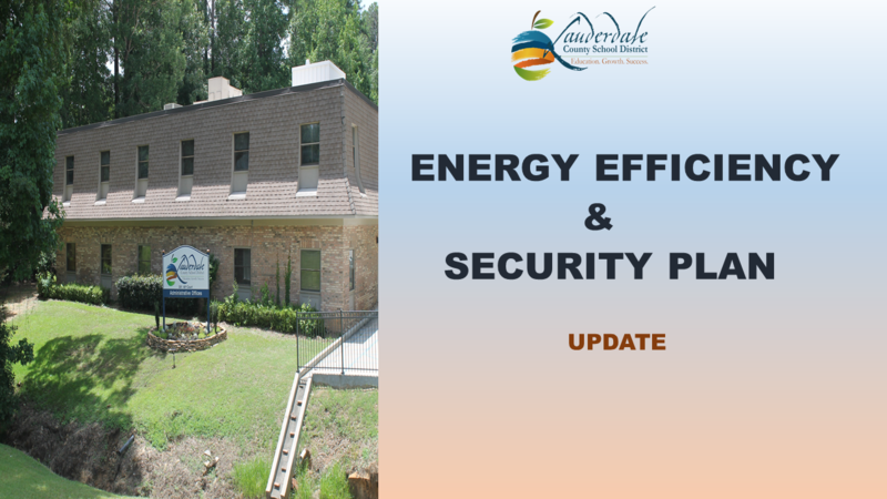 LCSD Energy Efficiency/Security Plan Graphic