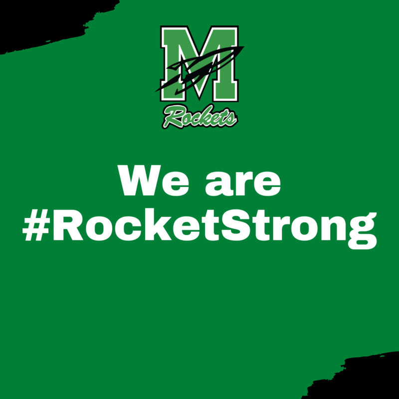 we are #rocket strong
