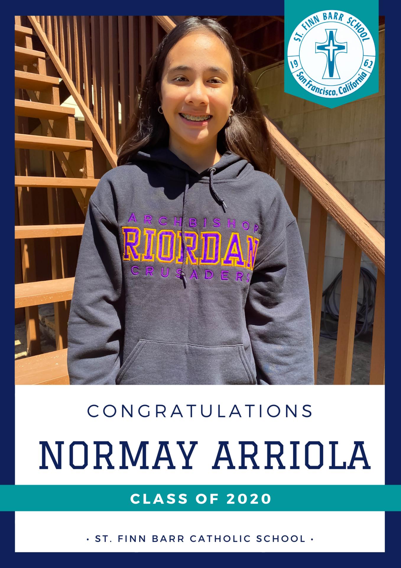 Normay Arriola Spotlight