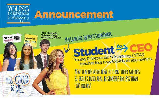 Young Entrepreneurs Academy