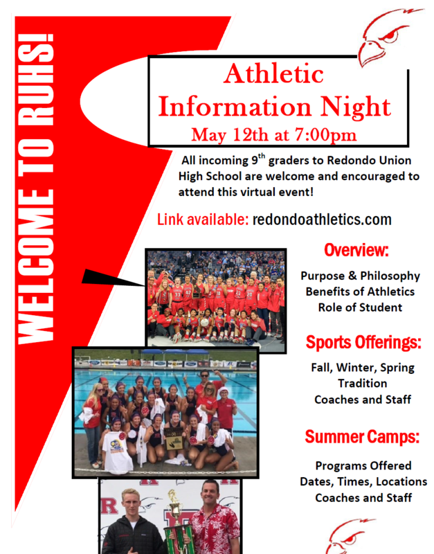Athletic Information Night Featured Photo