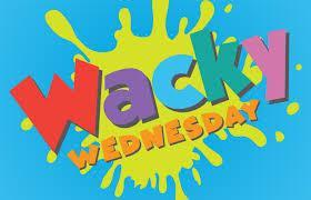 Spirit Day: Wacky Wednesday March 27th Featured Photo