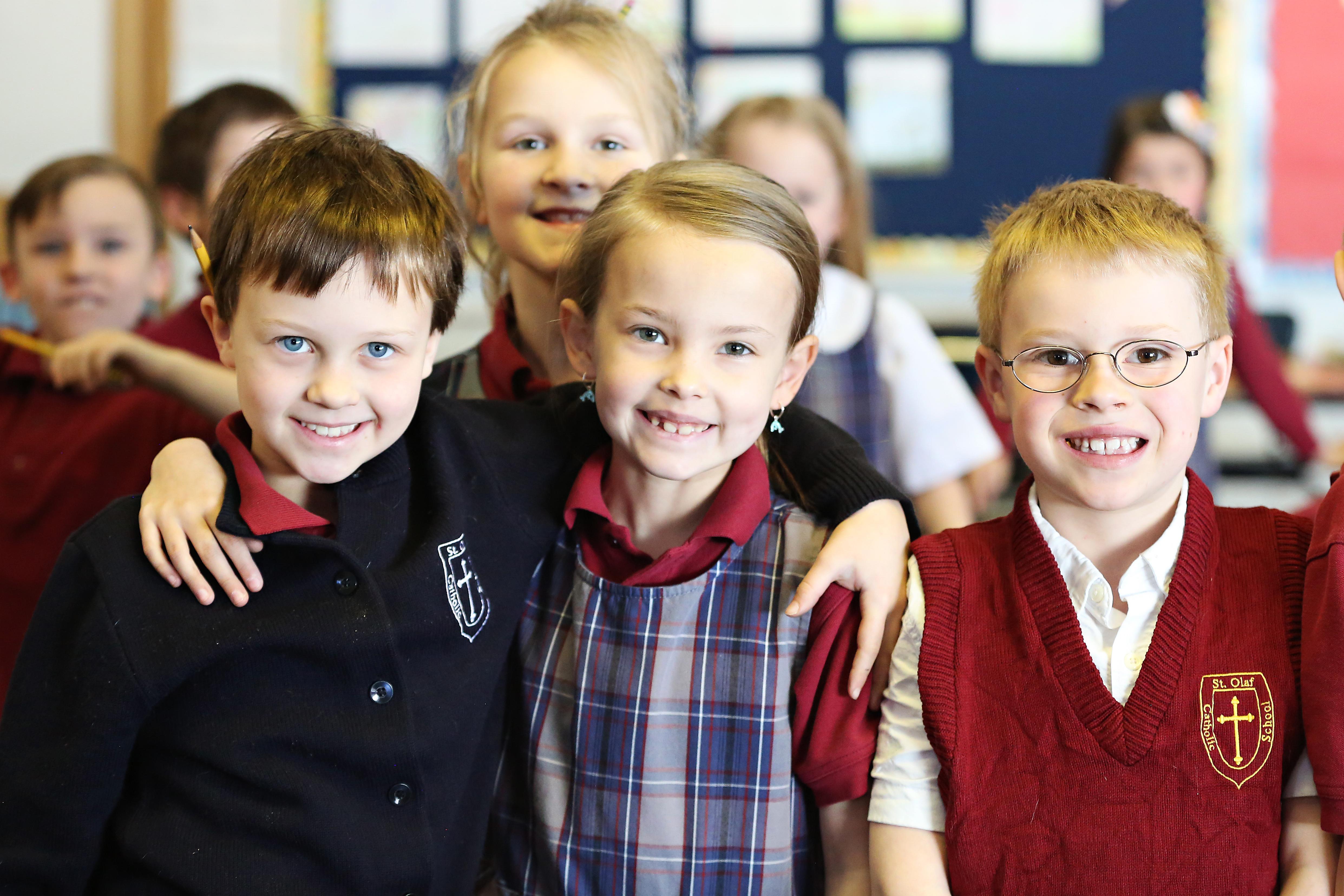 Uniforms – Admissions – Saint Olaf Catholic School
