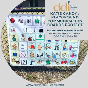DDI Radio Show communication board