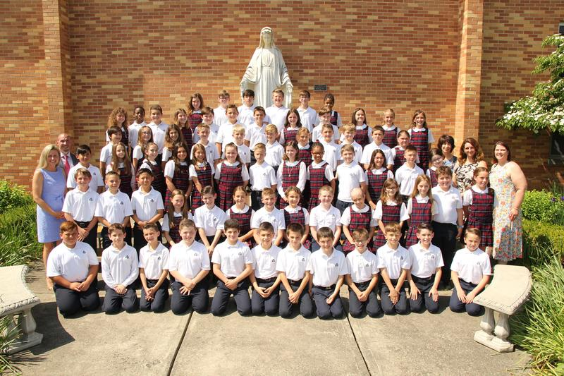 2020-21 4th Grade End of the Year Liturgy Thumbnail Image