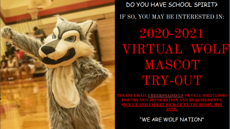 wacky the wolf try outs
