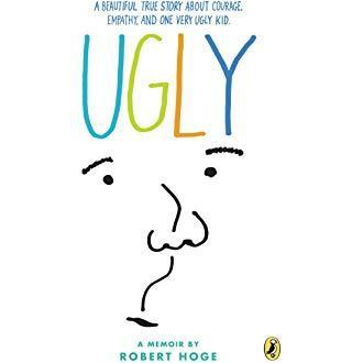 Ugly by Robert Hoge book cover