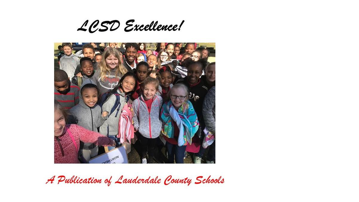 LCSD Excellence Newsletter