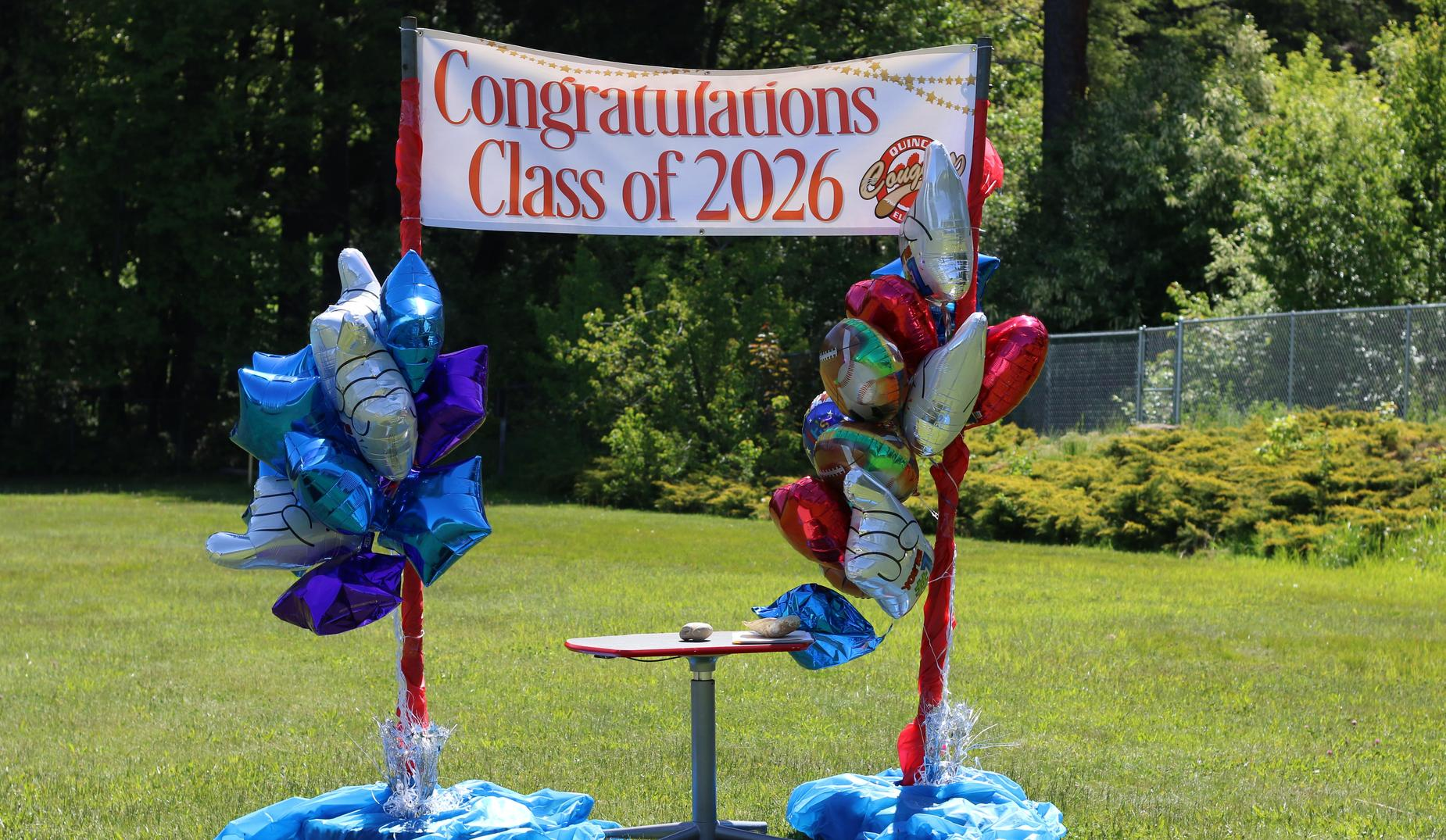 Congratulations to class of 2026