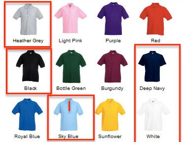 Standard Mode of Dress: School Uniforms Thumbnail Image