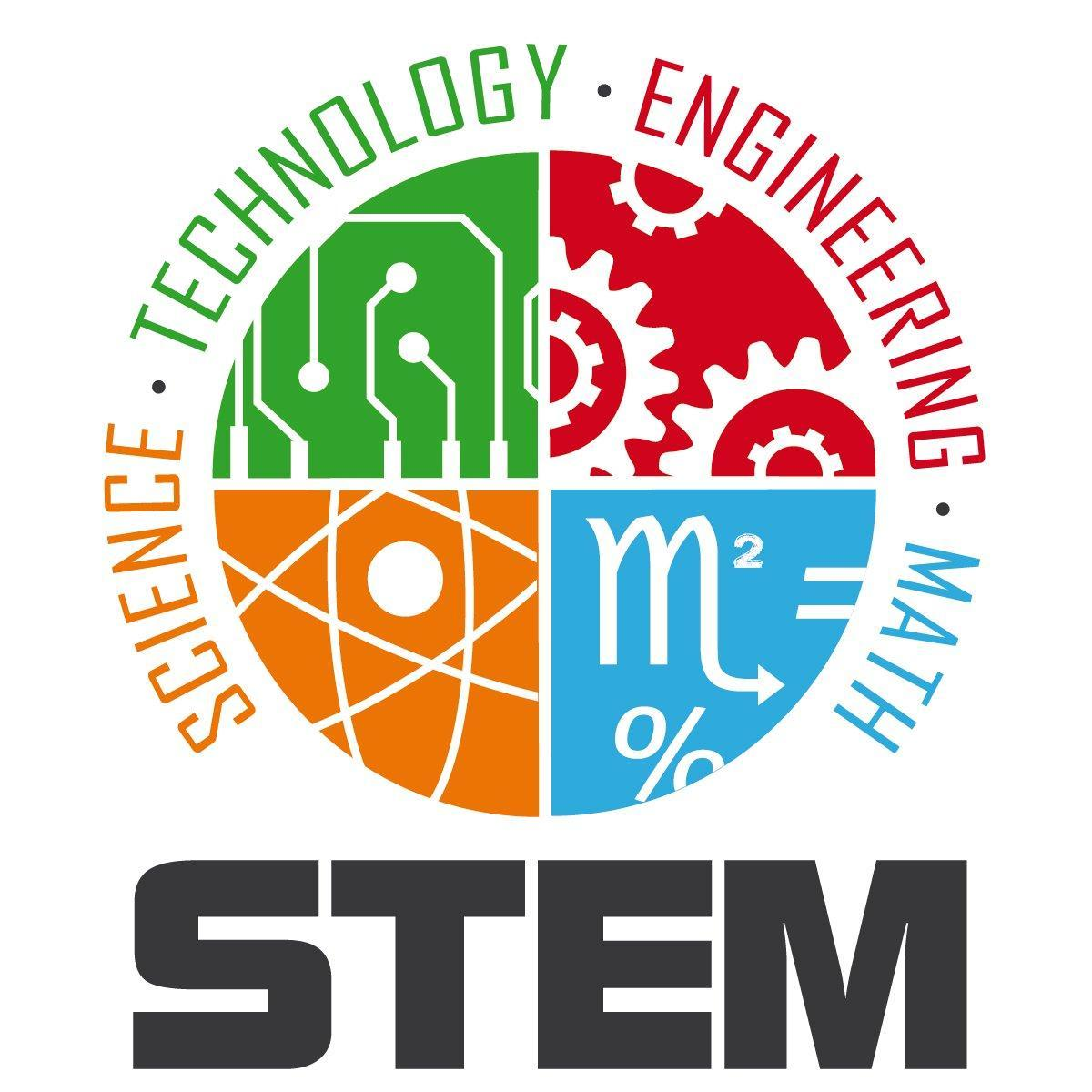 Science Technology Engineering Math: STEM- Science, Technology, Engineering & Math