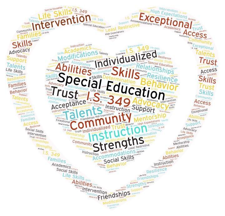 IS 349 Special Education Art