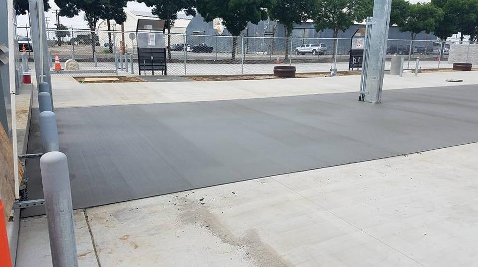 EUSD Transportation Yard Remodel