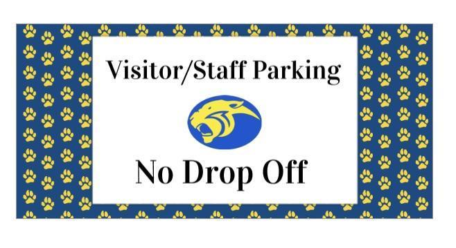Parking banner