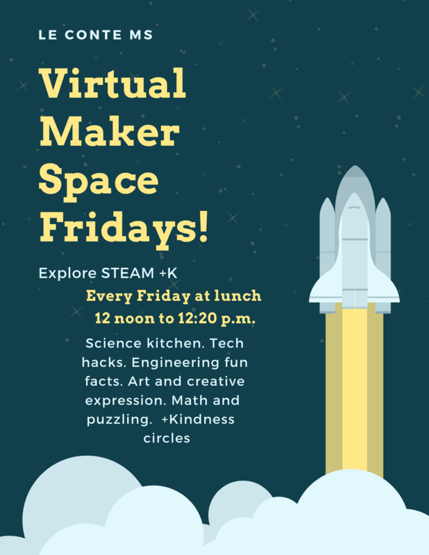 MakerSpace Fridays @ Lunch Featured Photo