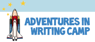 adventures in writing logo